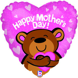 Check out all our full range of Mother's Day Balloons over at interBALLOON.com