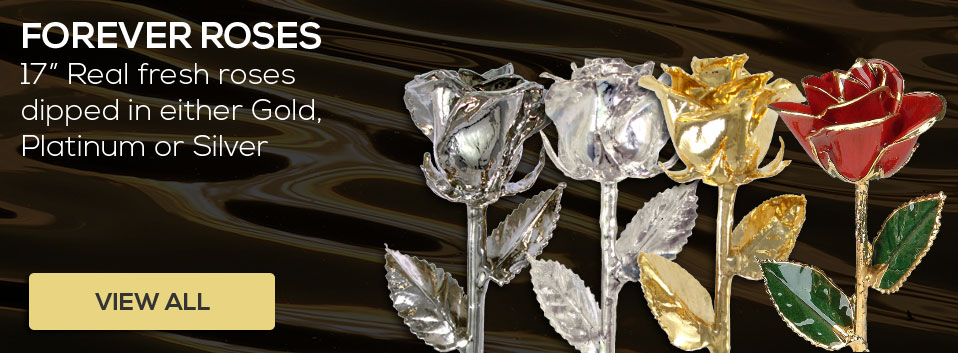 View all our Gold, Silver & Platinum Roses