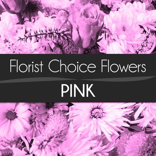 Pink Florist Choice Bouquet