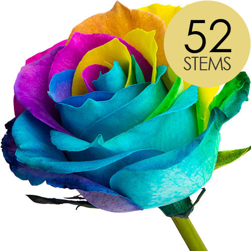 Image of 52 Classic Happy Roses