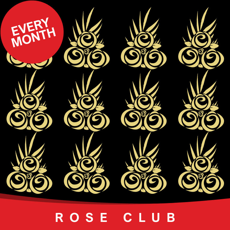 Bouquet Rose Club every month