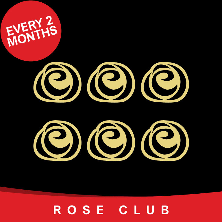 Single Rose Club every 2 months