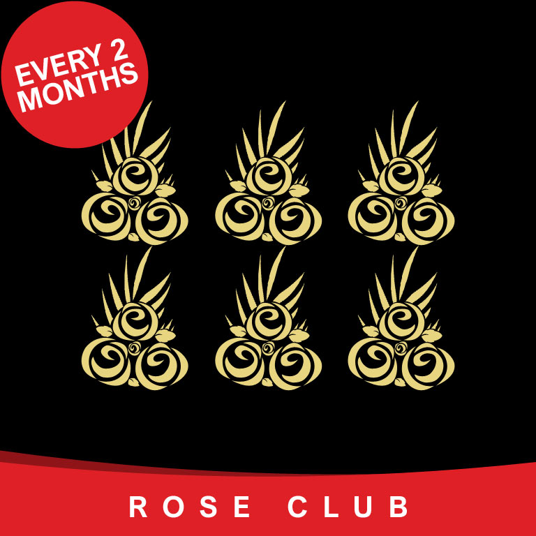 Bouquet Rose Club every 2 months