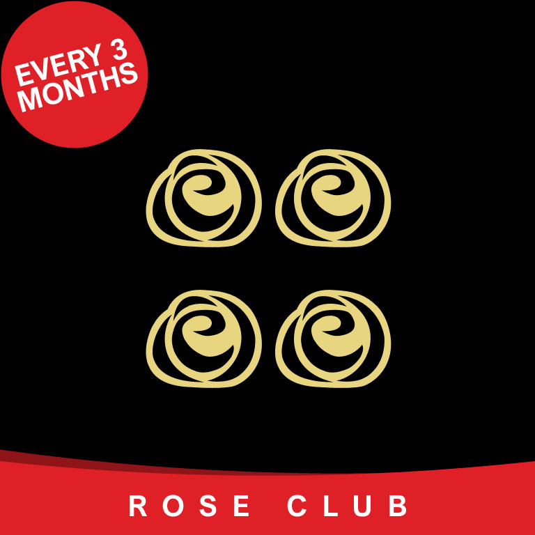 Single Rose Club every 3 months