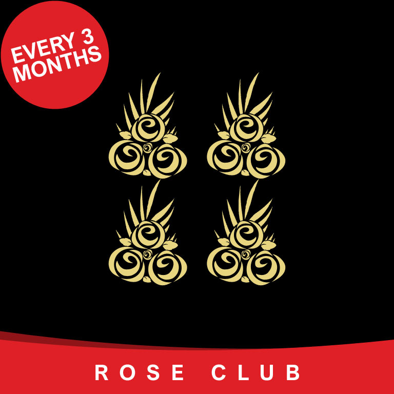 Bouquet Rose Club every 3 months